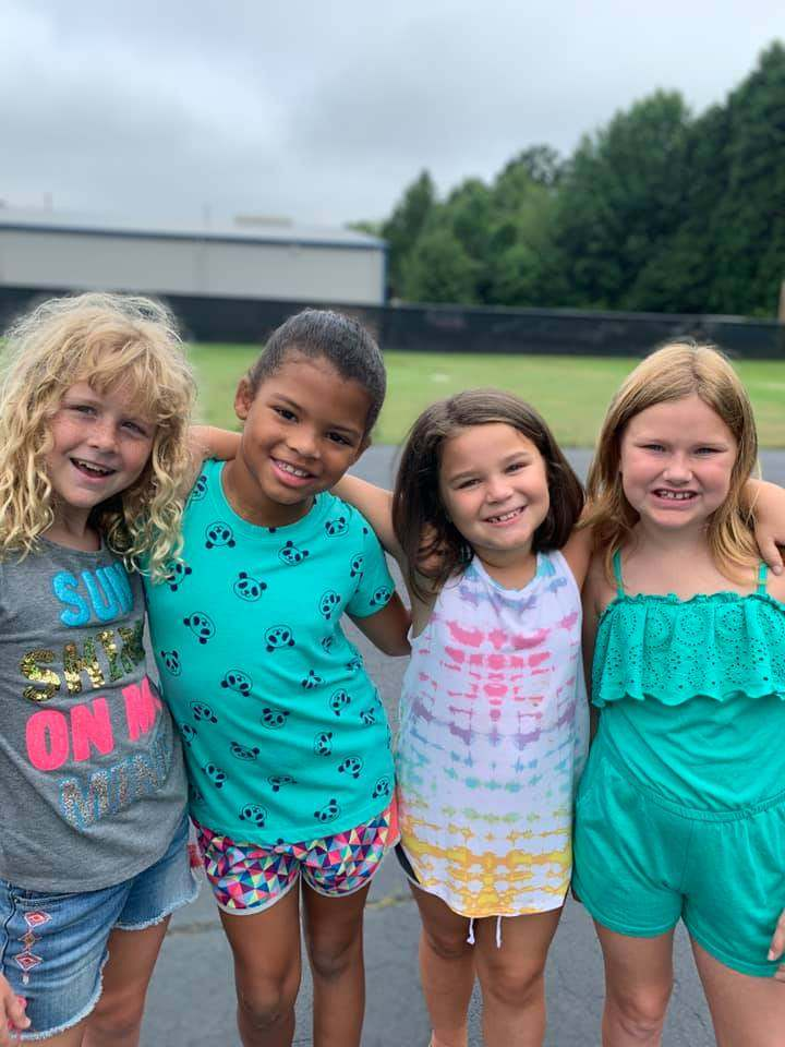 kids camp in Spartanburg