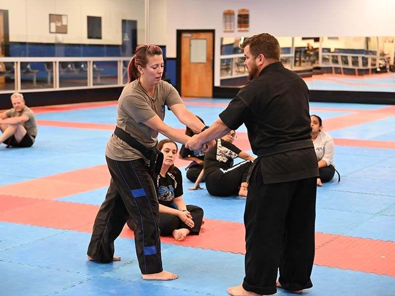 Adult Martial Arts 1, Sma Karate Spartanburg, SC
