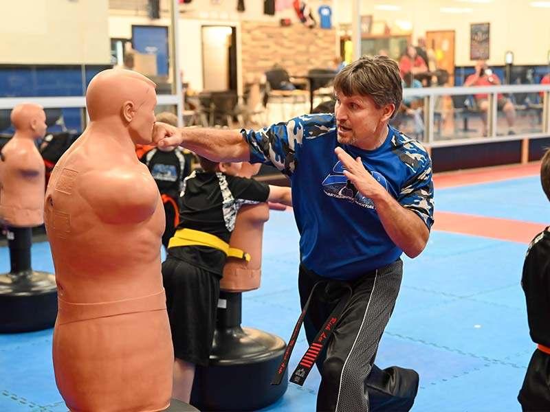 Adult Martial Arts 2, Sma Karate Spartanburg, SC