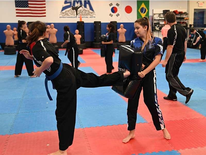 Adult Martial Arts 3, Sma Karate Spartanburg, SC