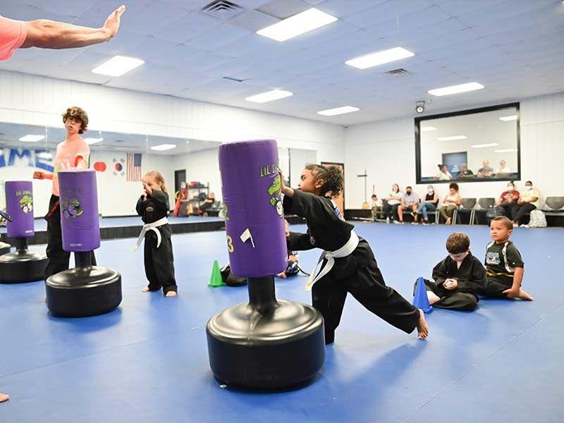 Kids Martial Arts 1, Sma Karate Spartanburg, SC