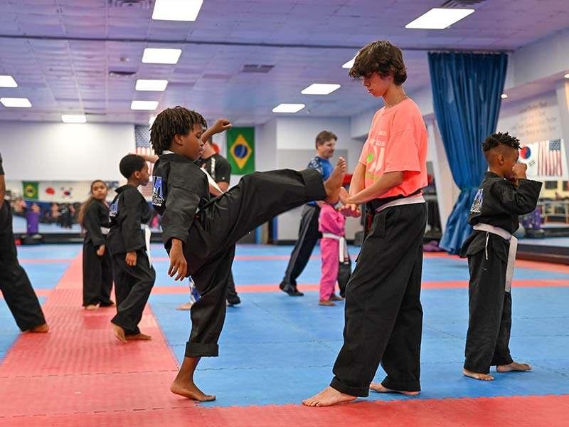 Kids Martial Arts 2, Sma Karate Spartanburg, SC