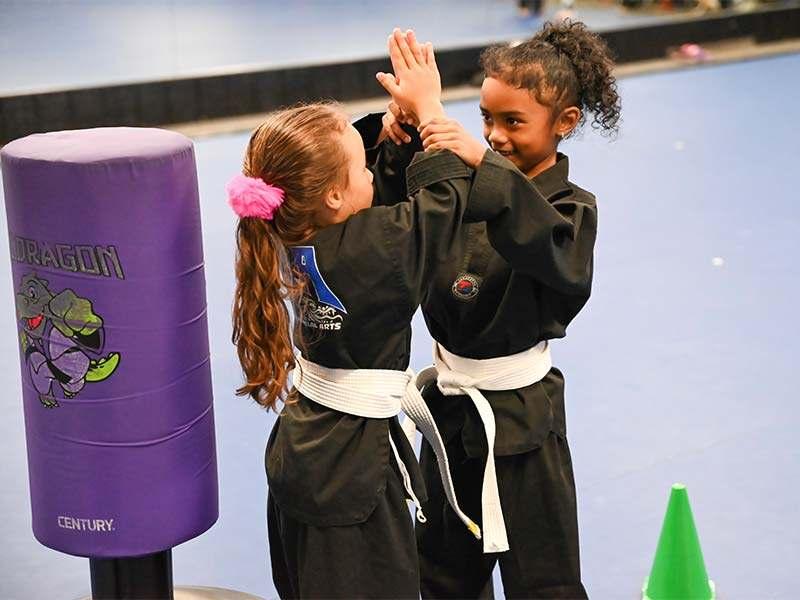 Kids Martial Arts 3, Sma Karate Spartanburg, SC